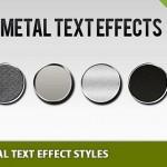 Archivo .asl estilo efecto metal para texto en Photoshop