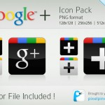 Google Plus Vector .cdr Icon Pack | icon set .png | Download Now!