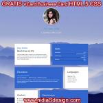 Cómo crear una página web personal sin código HTML4 CSS Responsiva